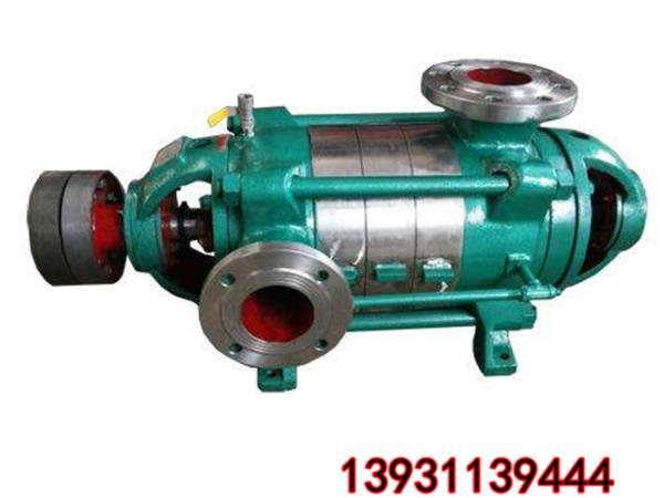 150D30X6多级泵维修保养时的解体技巧