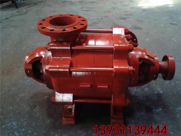 政和100d-16X3铸铁电动锅炉给水泵多级泵说明书