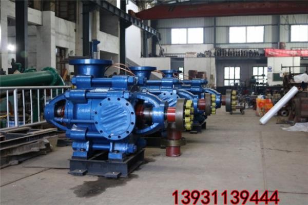 D6-25X12多级泵在使用中如何检修