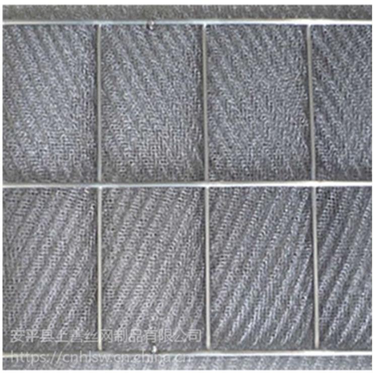 百色循环水蒸气回收丝网除雾器厂家