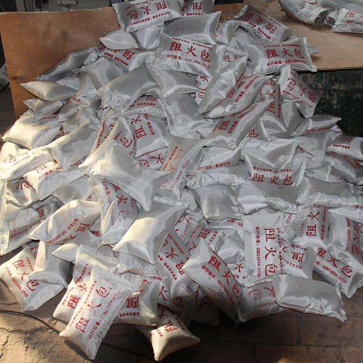 朝陽400型防火包價格供應