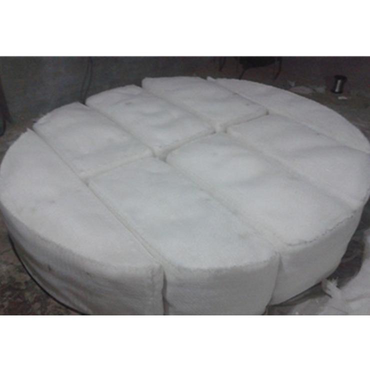 江西環保設備廢氣凈化塔絲網除沫器報價