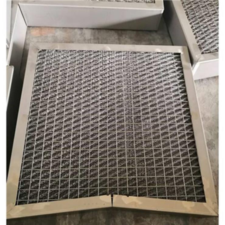 江门电厂烟气水蒸气过滤钢丝除雾网规格