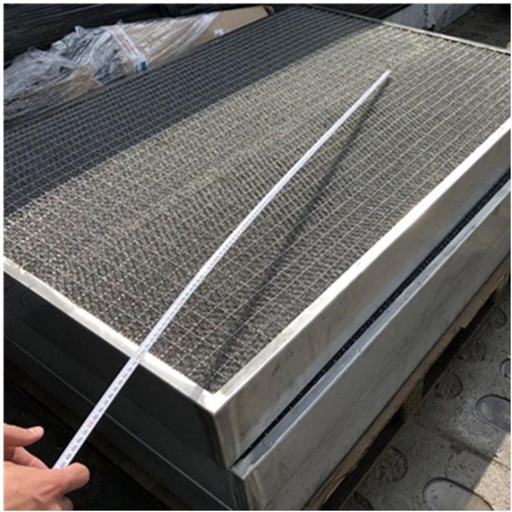 韶關水蒸氣過濾鋼絲除霧網型號