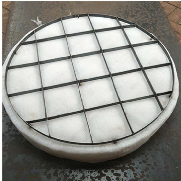 江蘇含硫廢氣除濕除霧器絲網規格