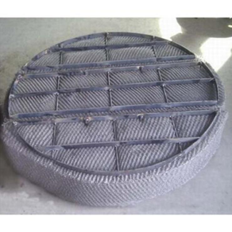 江门空气水蒸气过滤丝网除沫器按客户需求定制