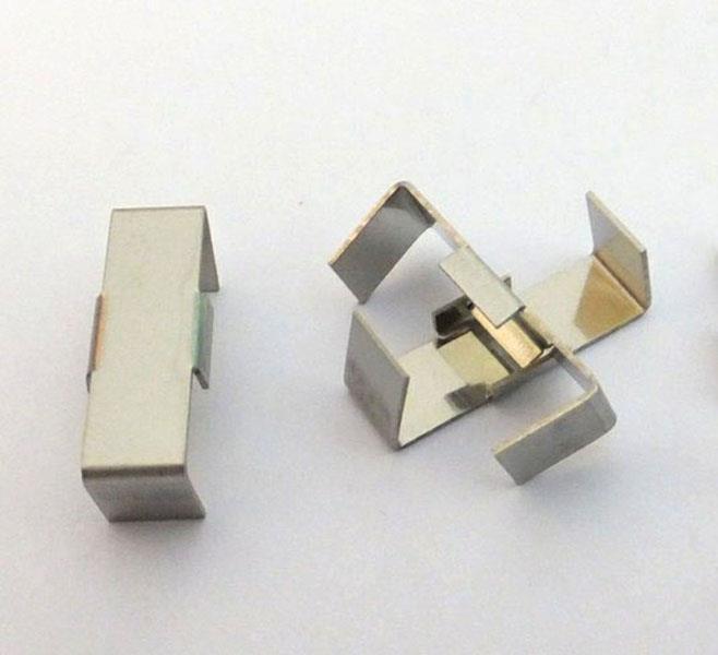 UU10.5带耳钢夹UU10.5卡子,UU10.5CLIP,不锈钢生产