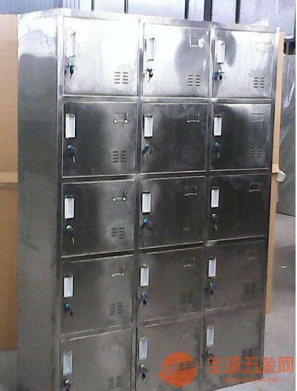 菏泽十五门不锈钢更衣柜规格尺寸