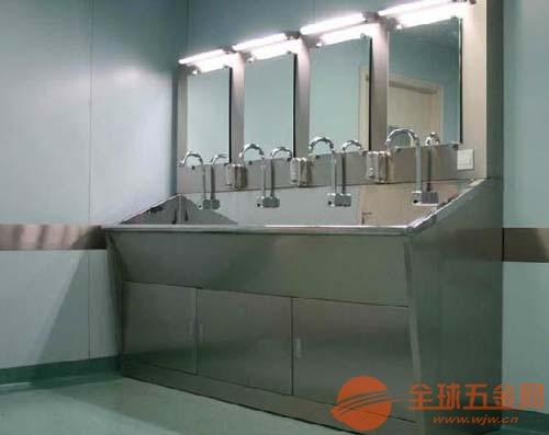 潍坊304不锈钢洗手池规格尺寸