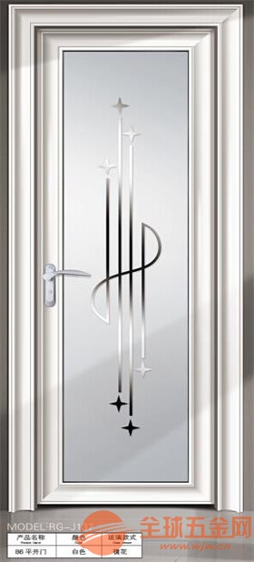 珠海银白色铝合金门供应厂家售后服务完善