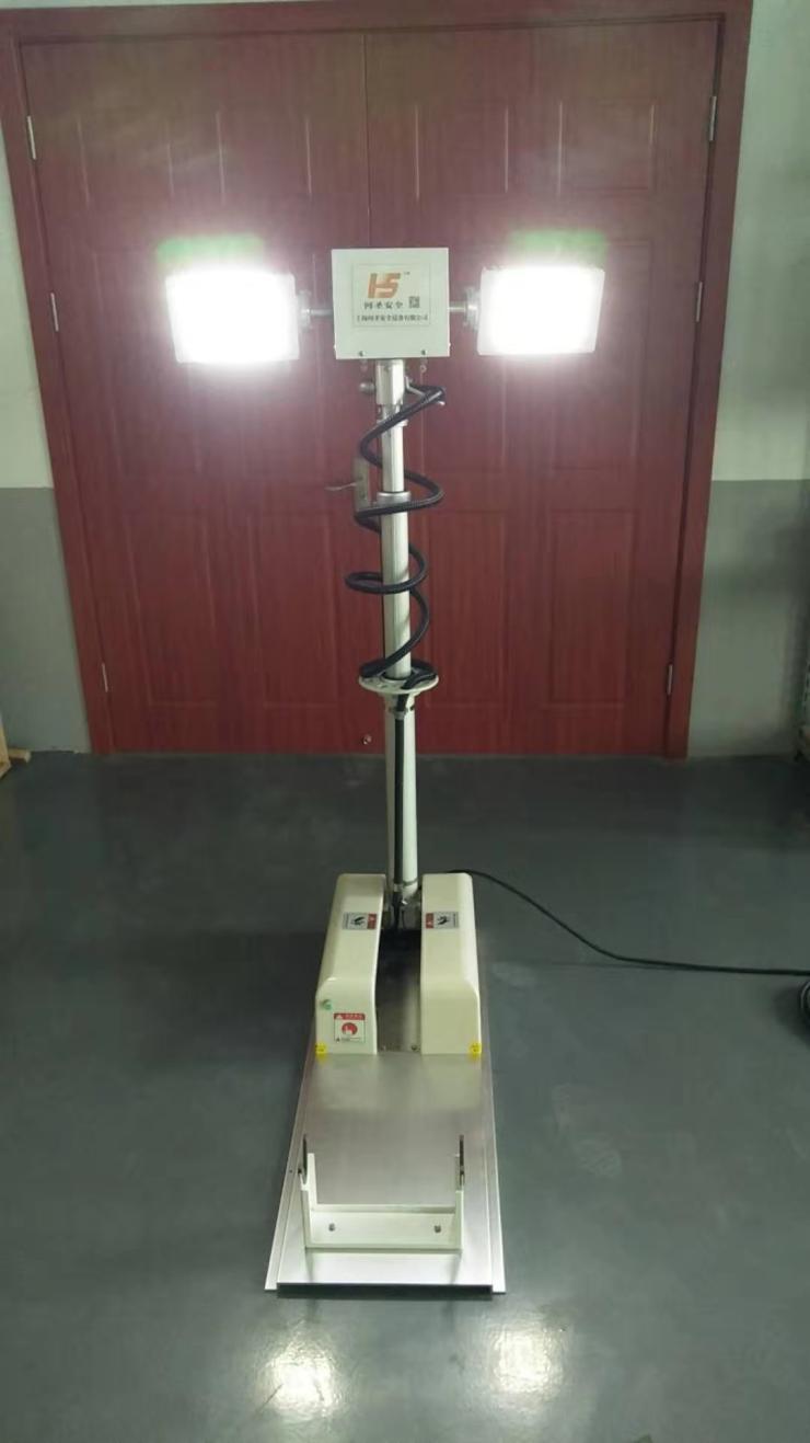 2x250w移动照明装置上海河圣厂家