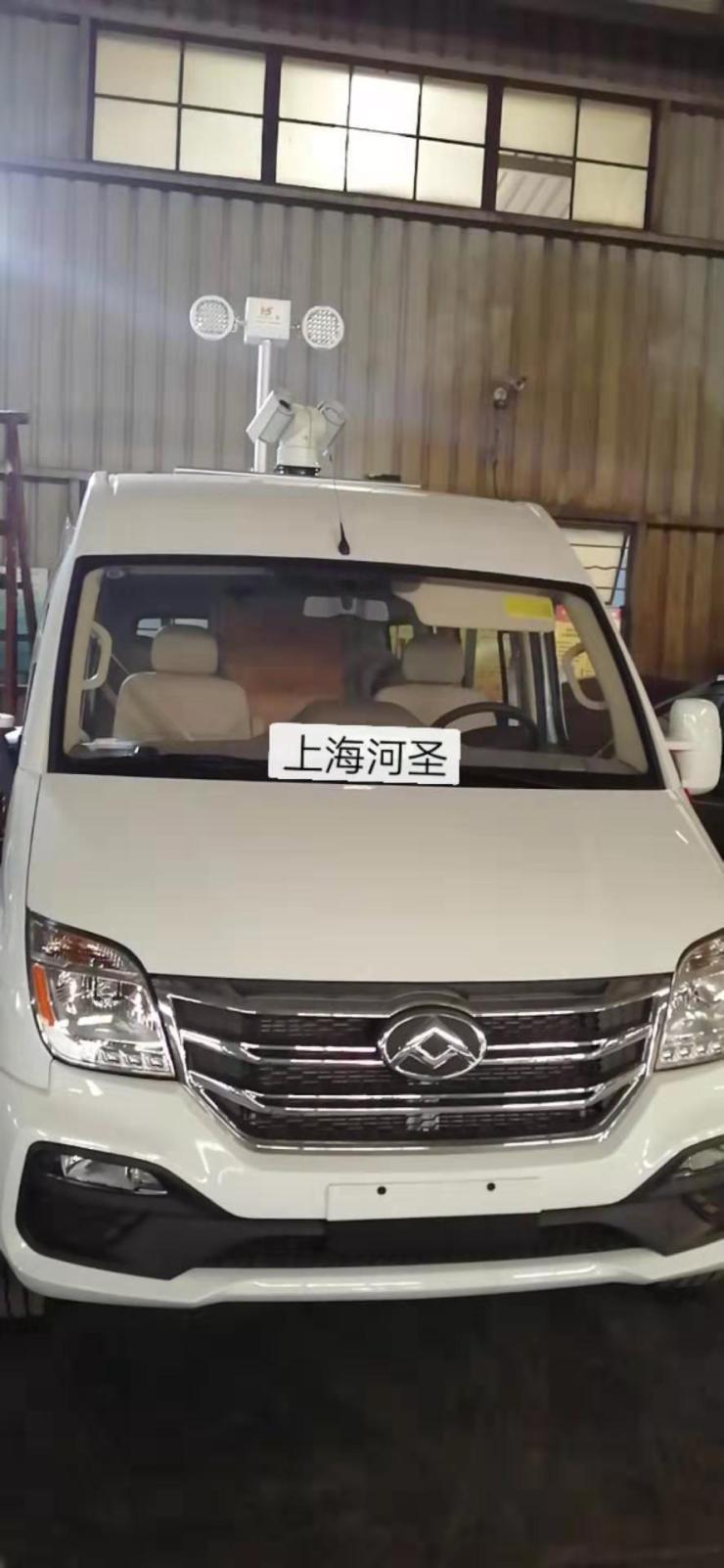 升降探照燈皮卡車移動照明燈河圣安全上海河圣價格
