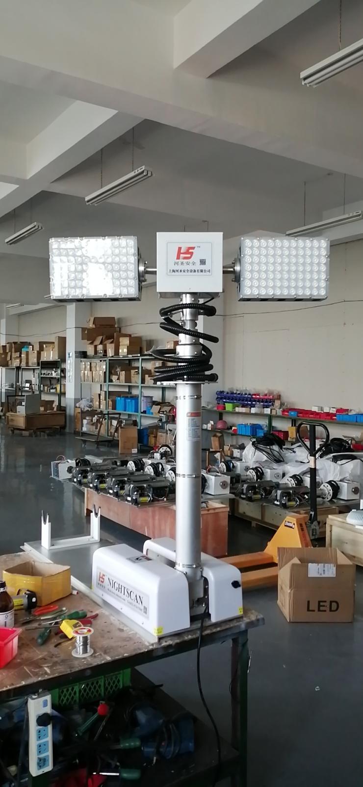 探照灯规格36v探照灯河圣牌上海河圣生产商