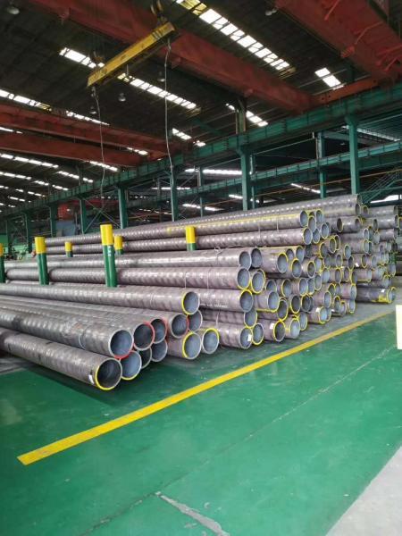 外径89壁厚16Q345E无缝钢管 89x16Q34
