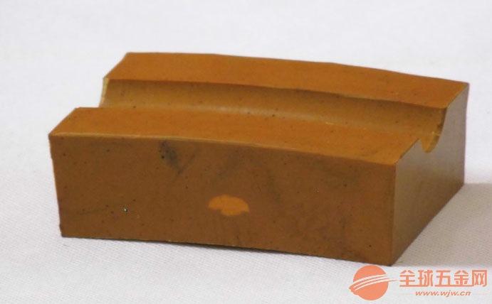 橡胶驱动轮衬块106*65*30 耐磨矿用衬块