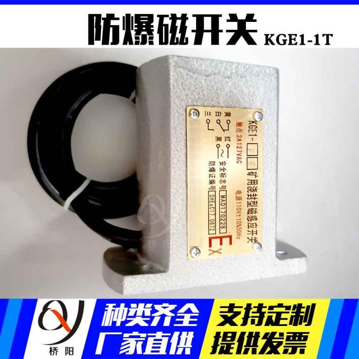矿用浇封型KGE1-1AP磁感应开关 厂家