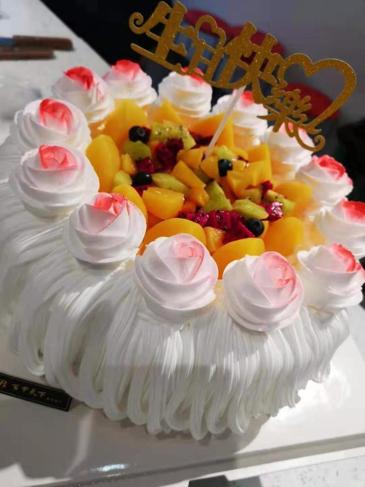 菏泽开发区蛋糕师技能培训包教会的蛋糕培训学校