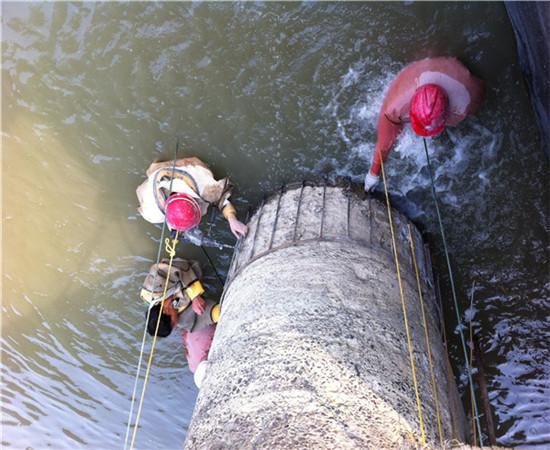 珠海水下打混凝土-工程访问