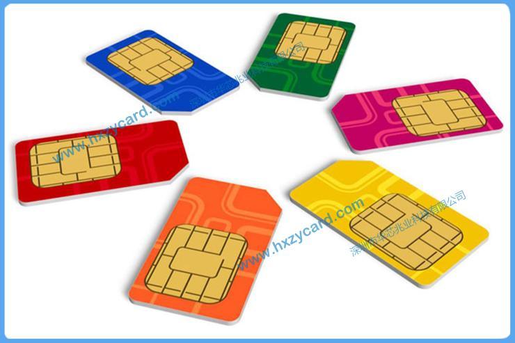 5G-USIM卡制作商_服务客户