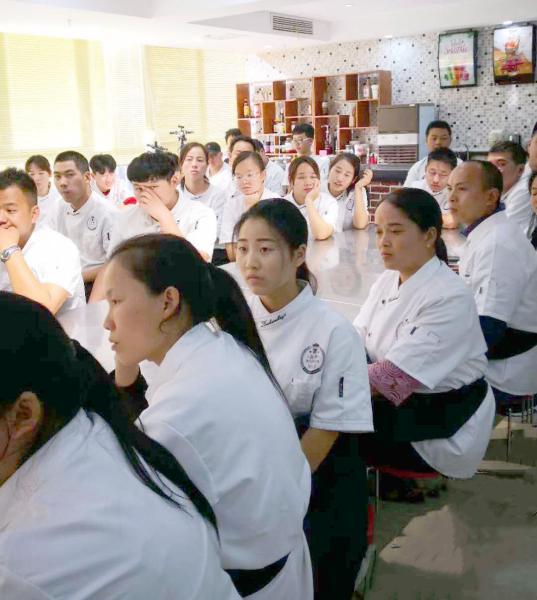 山东菏泽西点培训学校技术好,常年招生。