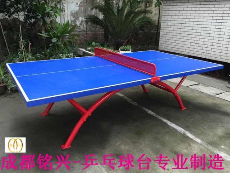 自貢家用乒乓球臺哪個好自貢乒乓球臺現貨