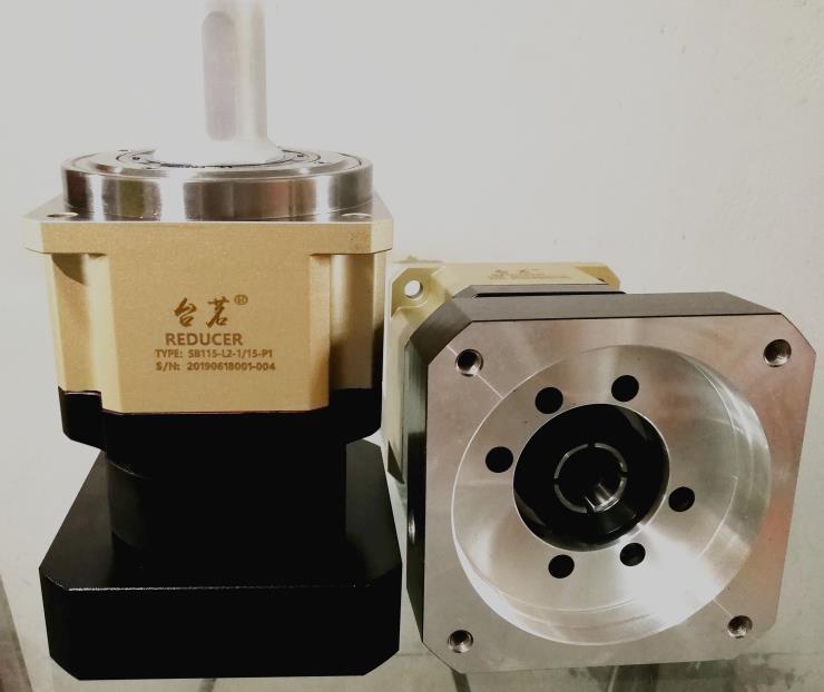 台茗精密行星减速机凹版印刷机械专用精密行星减速机