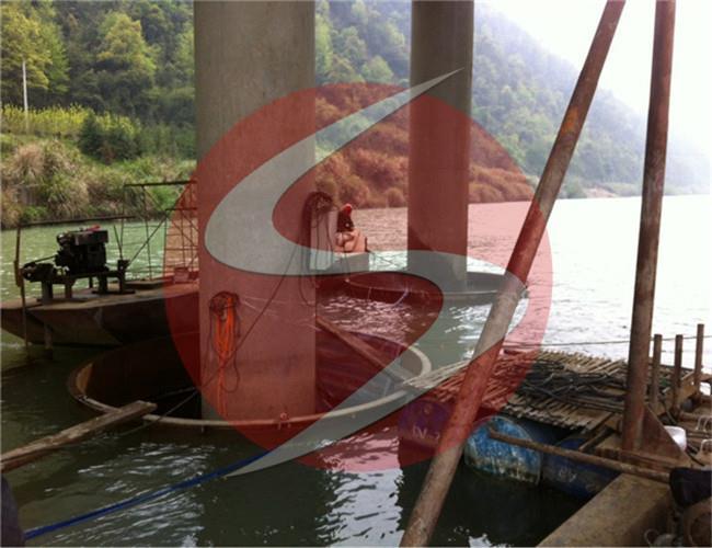 黔东南(轨道水下维修)水上沉管工程