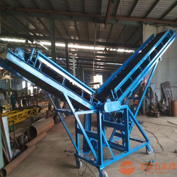 具有通用带式输送机结构简单,大倾角裙边输送机广泛用于煤炭,花纹带