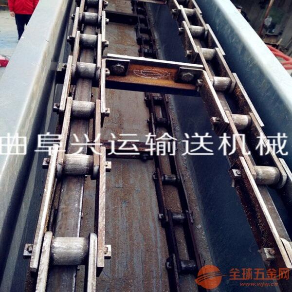 FU系列刮板输送机知名沙子刮板运输机