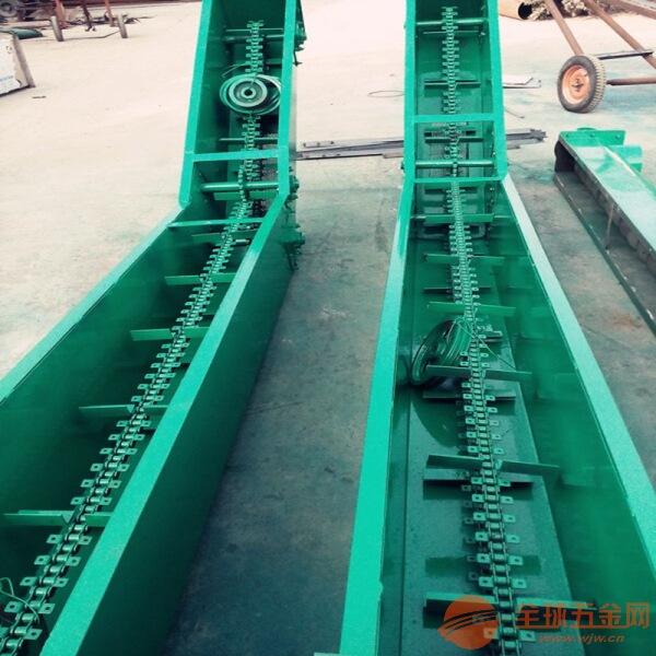 矸石刮板输送机移动式刮板输送机