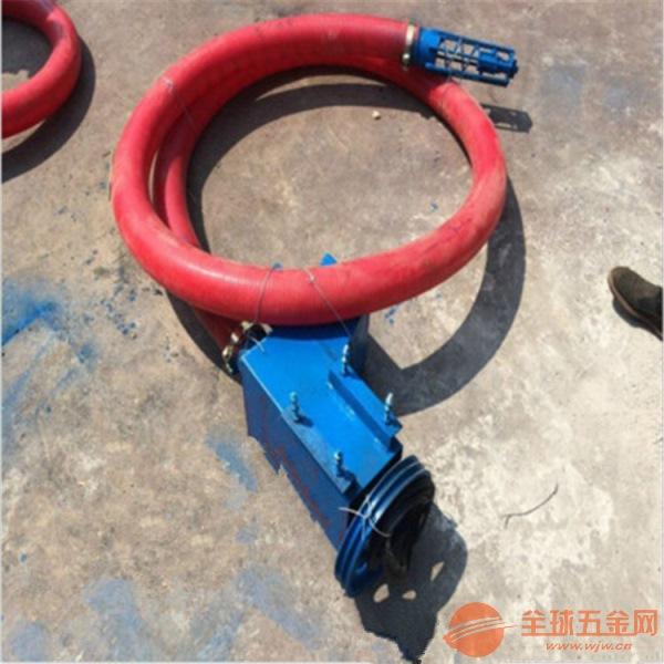 價格低軟管吸糧機 改良車載電動吸糧機xy1