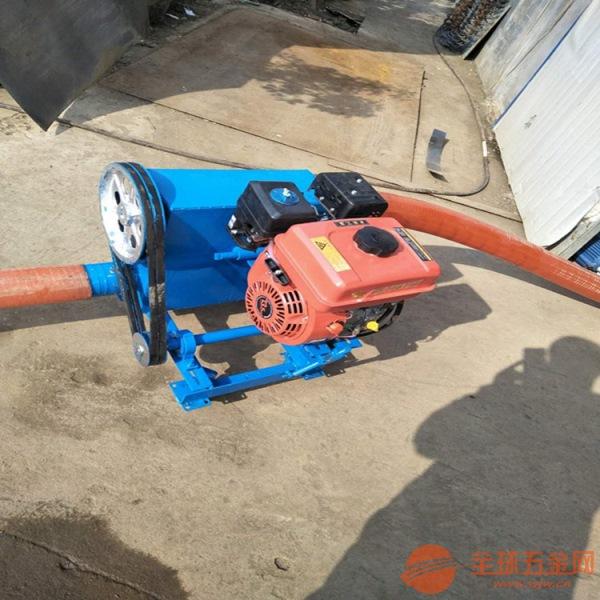 玉米小麦家用车载软管吸粮机移动式码头倒仓吸粮机?