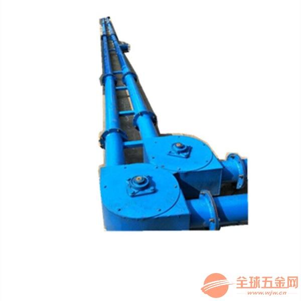 自动管链输送机厂家厂家 钙粉提升机