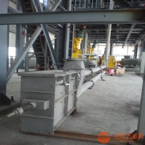 耐高温物料运输机防尘环型管链机xy1
