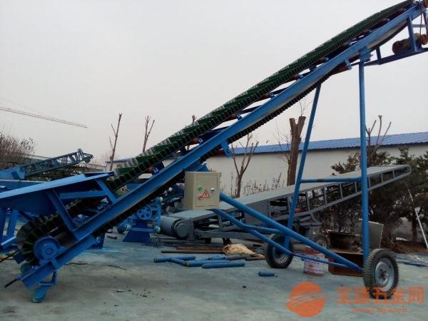 Z型皮带输送机流水线建筑专用输送机