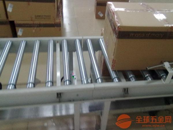 箱包流水线用滚筒输送机高承重多用途线和转弯滚筒线