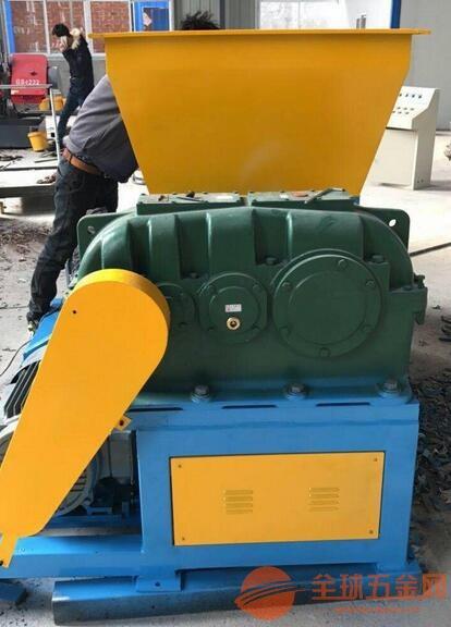 江苏撕碎机价格塑料油桶破碎机 批发