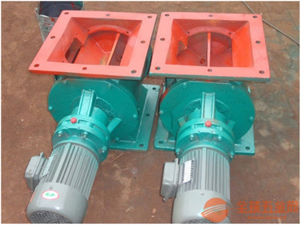 耐温型卸料器各种规格适用于小颗粒物料