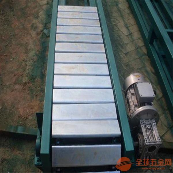 可承重链板输送机安装厂家推荐 链板输送机标准