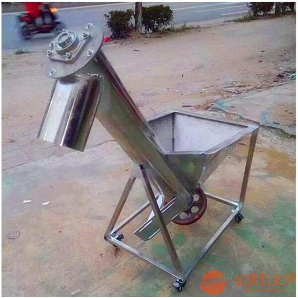 生产螺旋输送机制造商价格低 优质螺旋提升机