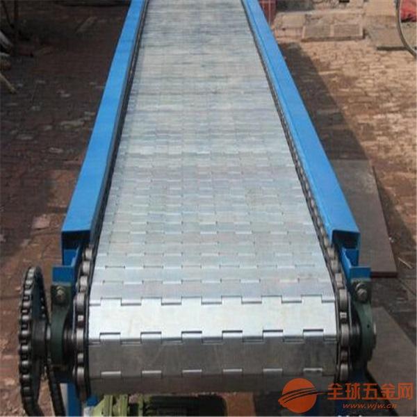直线型链板输送机厂家链板输送机结构生产厂家