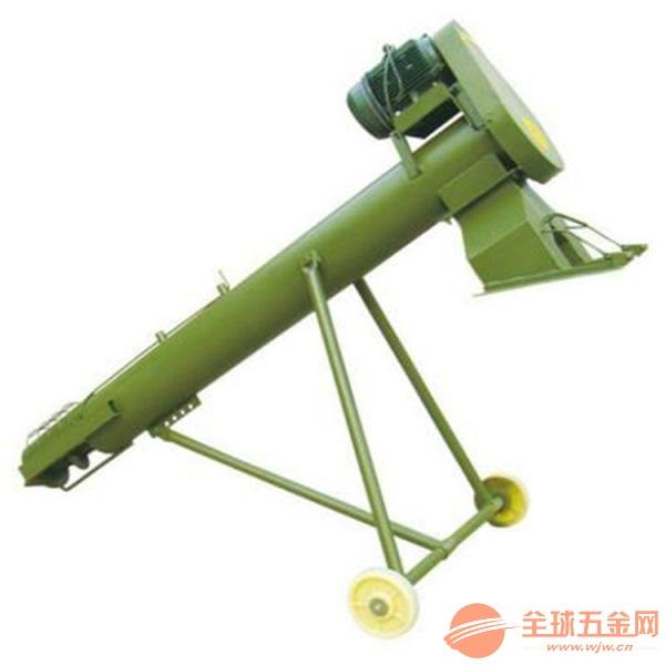 绞龙提升机固定型三门峡双轴螺旋输送机原理生产厂家
