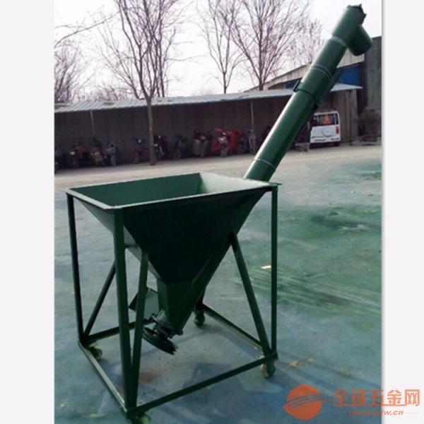 粉体圆管螺旋输送机防尘土方装车绞龙xy1