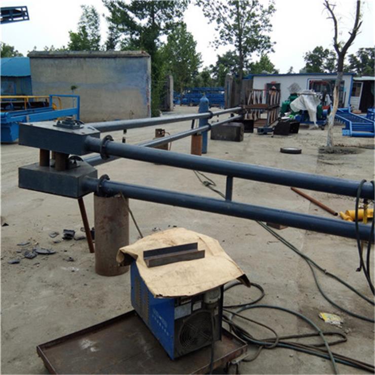 工业粉料装配自动化管链输送机