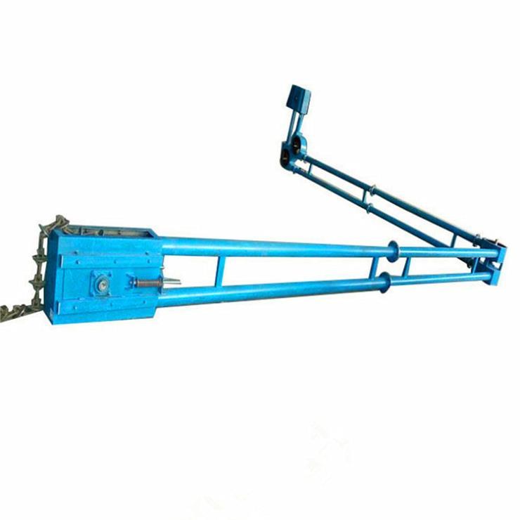 现货出售化工碱粉管链输送机