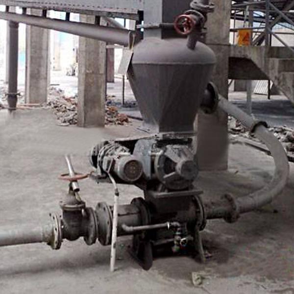 粉煤灰自吸泵高配置 粉煤灰清库装车气力输送机用来输送