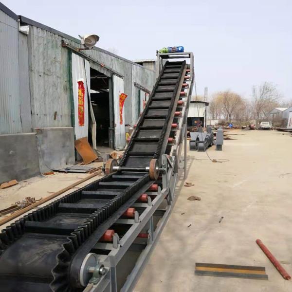 做皮帶輸送機的廠家多用途可正反轉皮帶輸送機