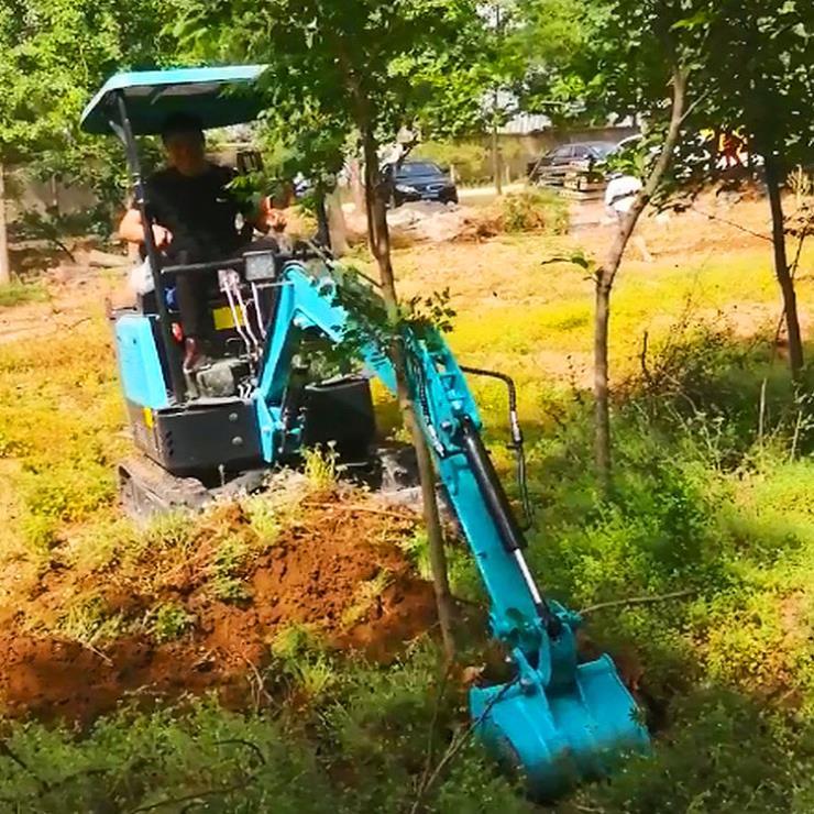 挖树机器厂家/海斗挖掘机/兴运输送挖树机器厂家