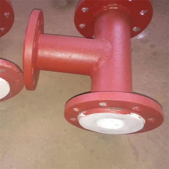 孟村衬塑给水沟槽管件供应