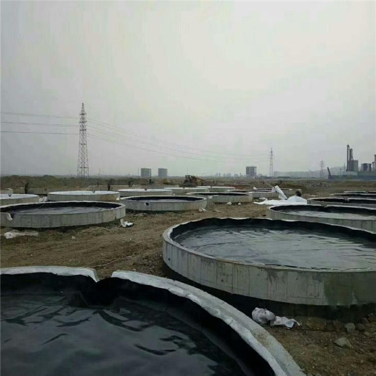 人工湖聚乙烯土工膜的施工细则